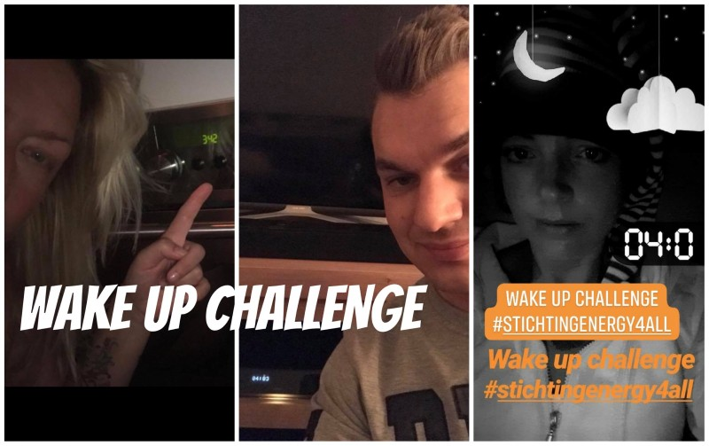 Wakeupchallenge Energy4All
