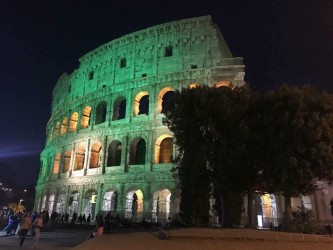 LightUpForMITO Colloseum