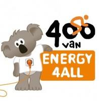 De 400 van Energy4All fietstocht