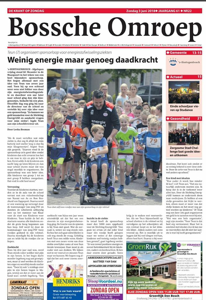 Sponsorloop Meander Teun 01
