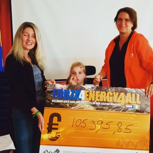 Forza4Energy4All2018 Cheque