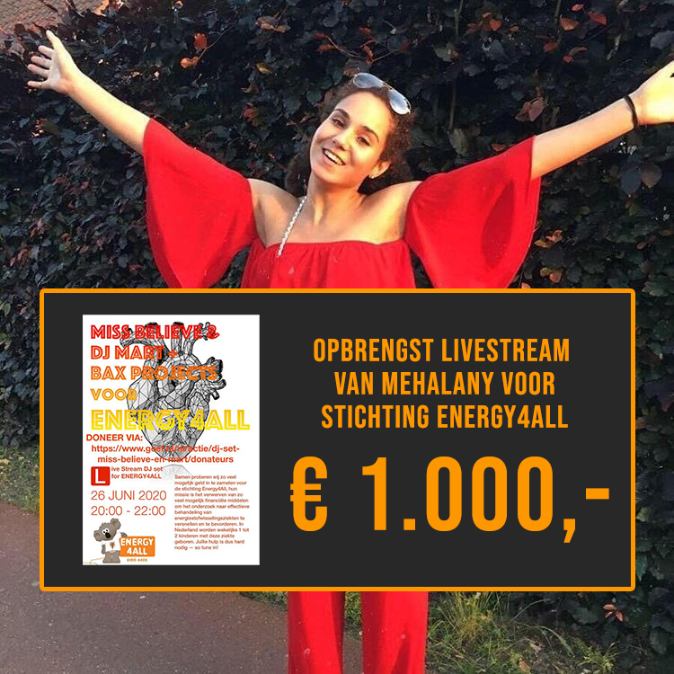 Livestream Energy4All Mahelany opbrengst1984